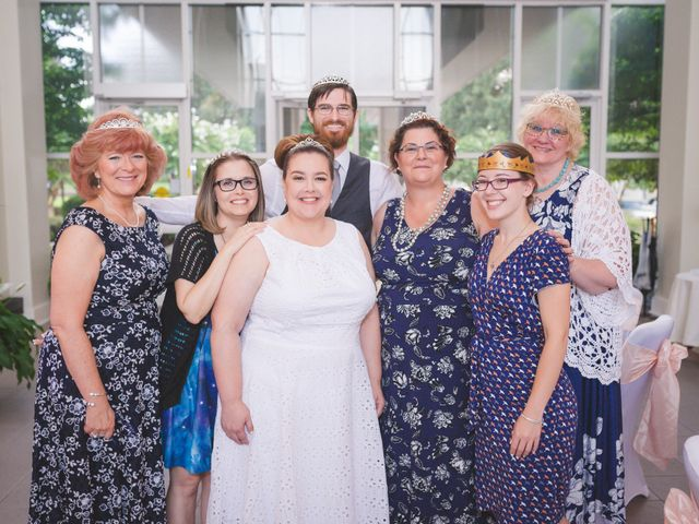 David and Holly's Wedding in Memphis, Tennessee 44