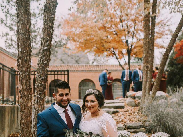 Matt and Lizzy's Wedding in Detroit, Michigan 11