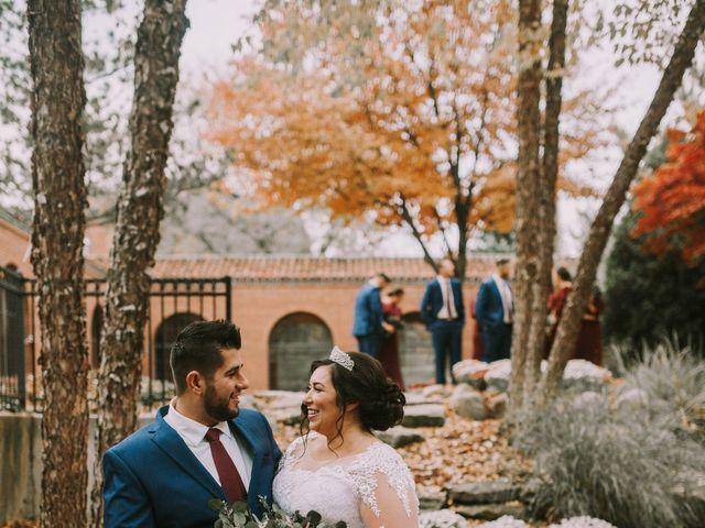 Matt and Lizzy's Wedding in Detroit, Michigan 12