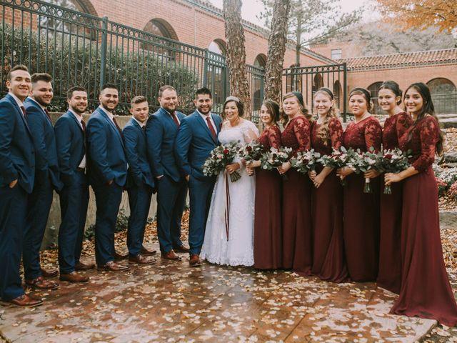 Matt and Lizzy's Wedding in Detroit, Michigan 13