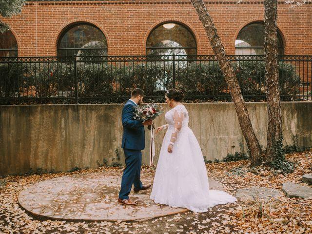 Matt and Lizzy's Wedding in Detroit, Michigan 15