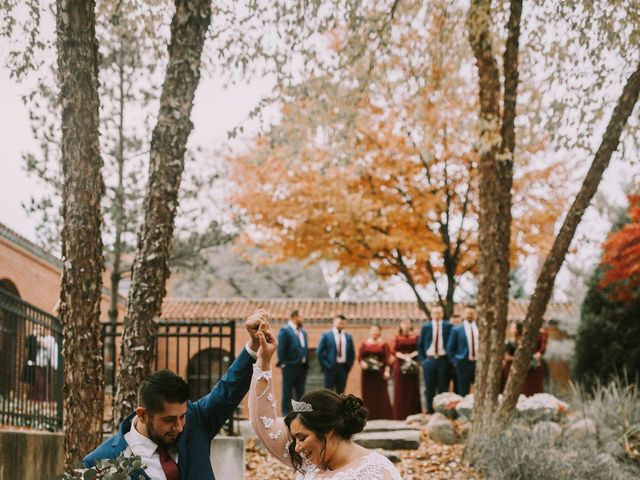 Matt and Lizzy's Wedding in Detroit, Michigan 17