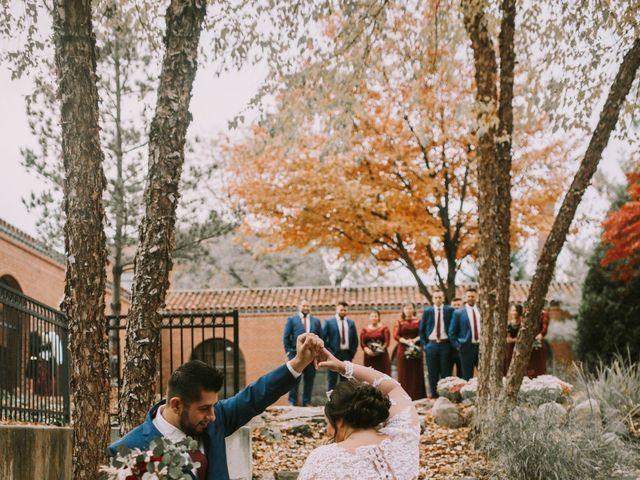 Matt and Lizzy's Wedding in Detroit, Michigan 18