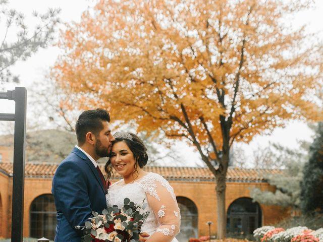 Matt and Lizzy's Wedding in Detroit, Michigan 19
