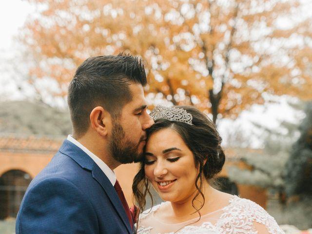 Matt and Lizzy's Wedding in Detroit, Michigan 20