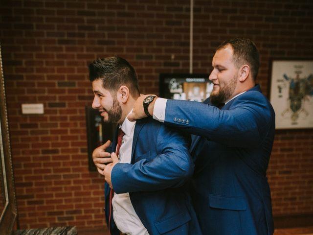 Matt and Lizzy's Wedding in Detroit, Michigan 21