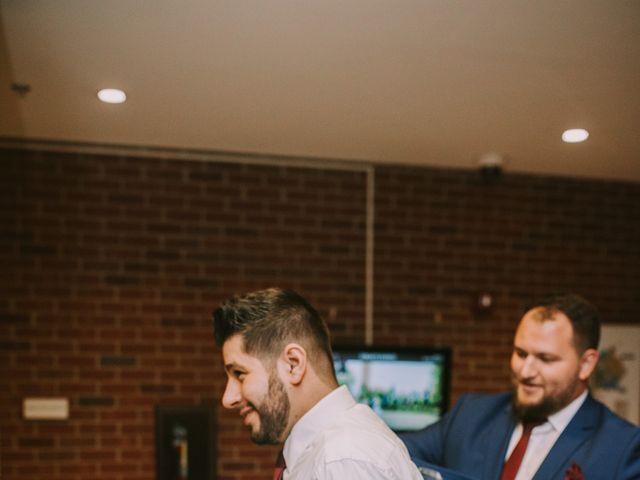 Matt and Lizzy's Wedding in Detroit, Michigan 22