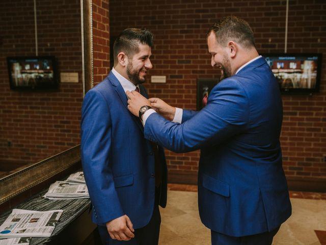 Matt and Lizzy's Wedding in Detroit, Michigan 23