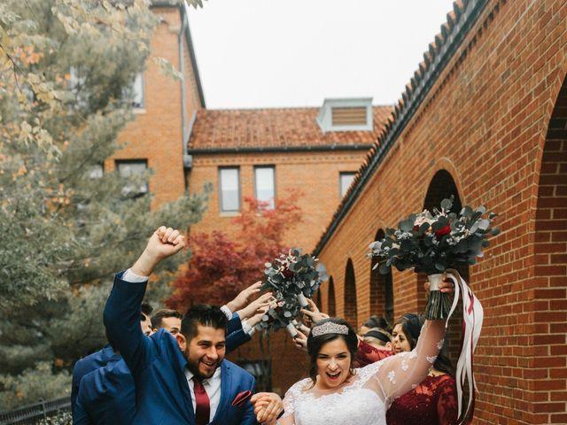 Matt and Lizzy's Wedding in Detroit, Michigan 24