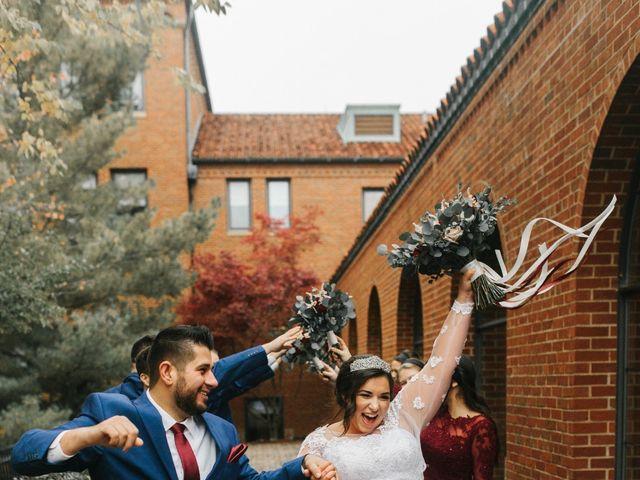 Matt and Lizzy's Wedding in Detroit, Michigan 25