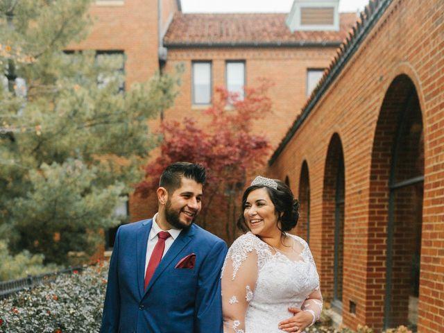 Matt and Lizzy's Wedding in Detroit, Michigan 26