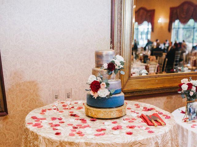 Matt and Lizzy's Wedding in Detroit, Michigan 28