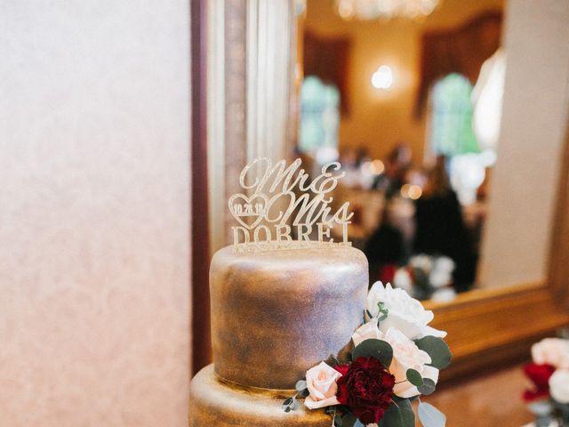 Matt and Lizzy's Wedding in Detroit, Michigan 29