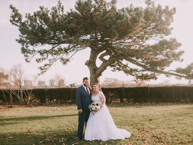 Matt and Lizzy's Wedding in Detroit, Michigan 31