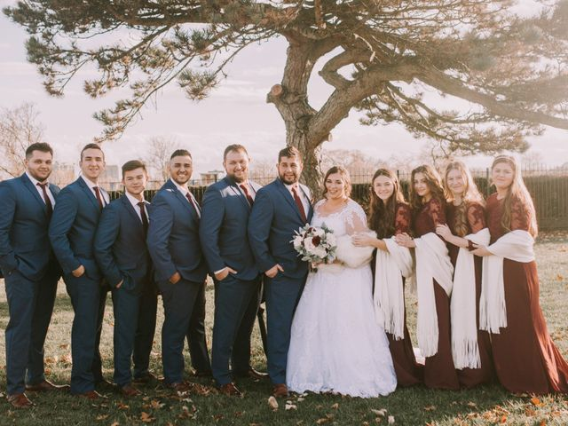 Matt and Lizzy's Wedding in Detroit, Michigan 33