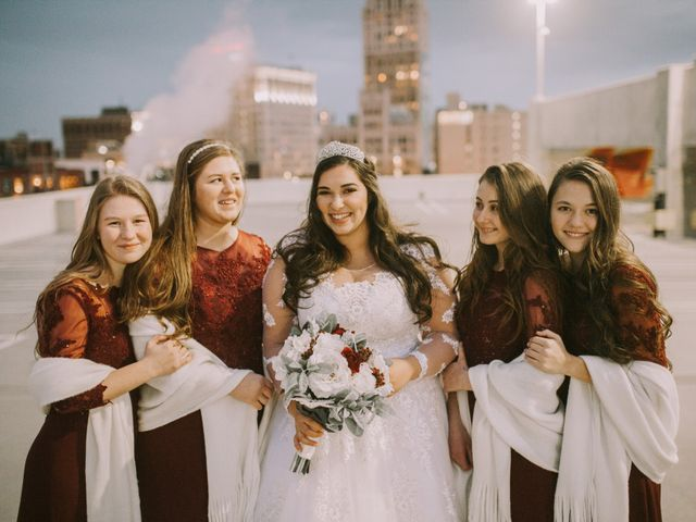 Matt and Lizzy's Wedding in Detroit, Michigan 40