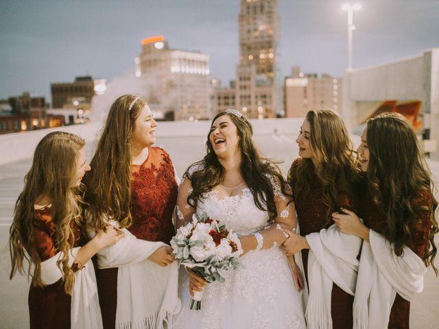 Matt and Lizzy's Wedding in Detroit, Michigan 41