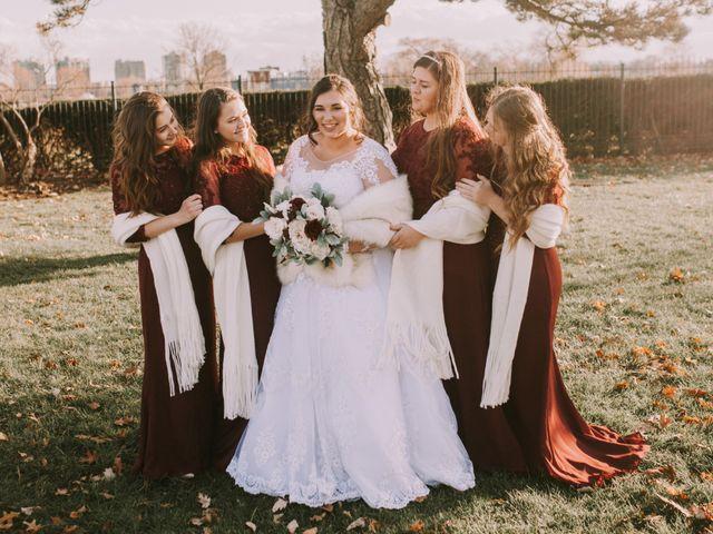 Matt and Lizzy's Wedding in Detroit, Michigan 42