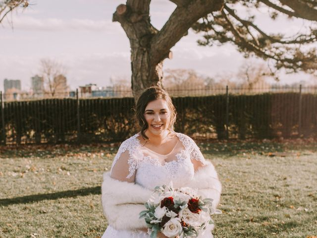 Matt and Lizzy's Wedding in Detroit, Michigan 44