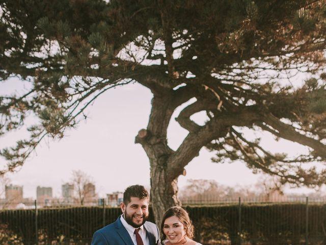 Matt and Lizzy's Wedding in Detroit, Michigan 46