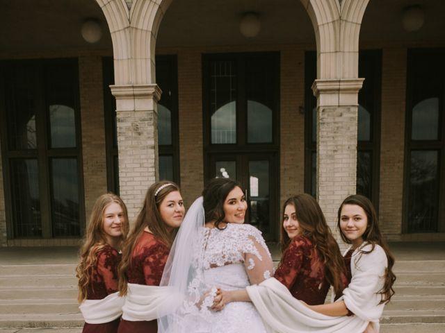Matt and Lizzy's Wedding in Detroit, Michigan 53
