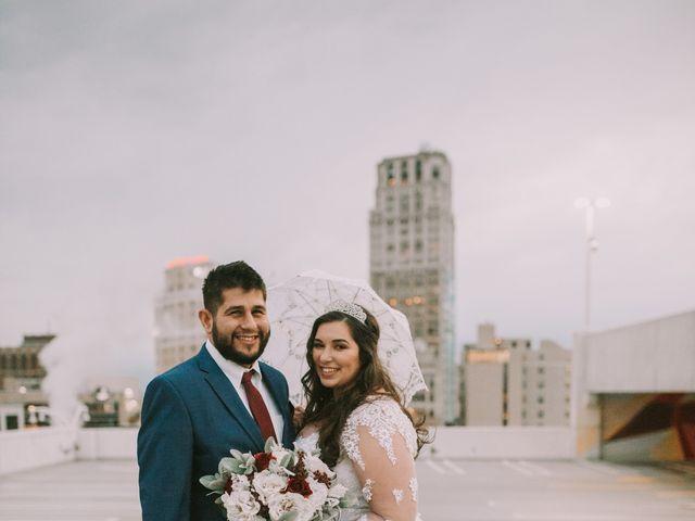 Matt and Lizzy's Wedding in Detroit, Michigan 56