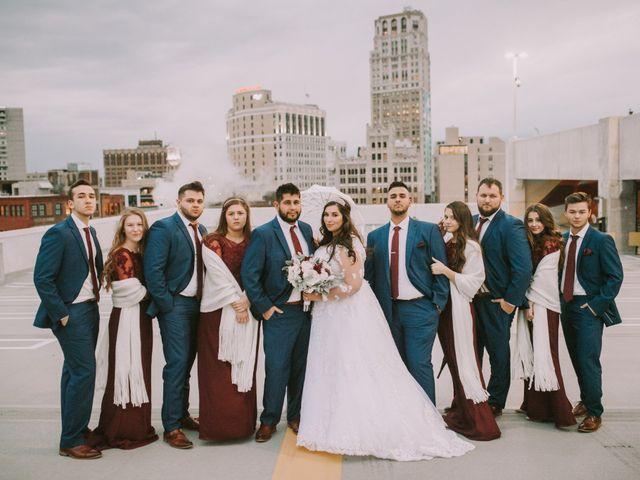 Matt and Lizzy's Wedding in Detroit, Michigan 57