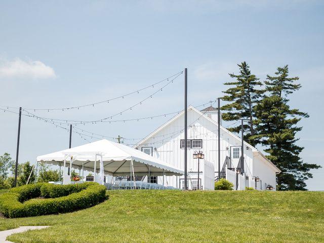 Kyle and Chelsea's Wedding in Dry Ridge, Kentucky 3