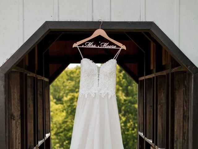 Kyle and Chelsea's Wedding in Dry Ridge, Kentucky 10