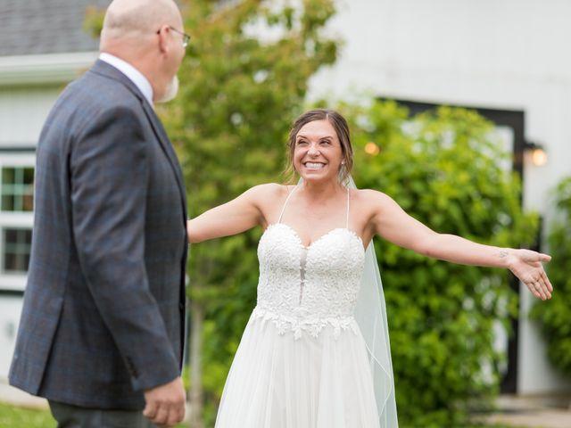 Kyle and Chelsea's Wedding in Dry Ridge, Kentucky 22
