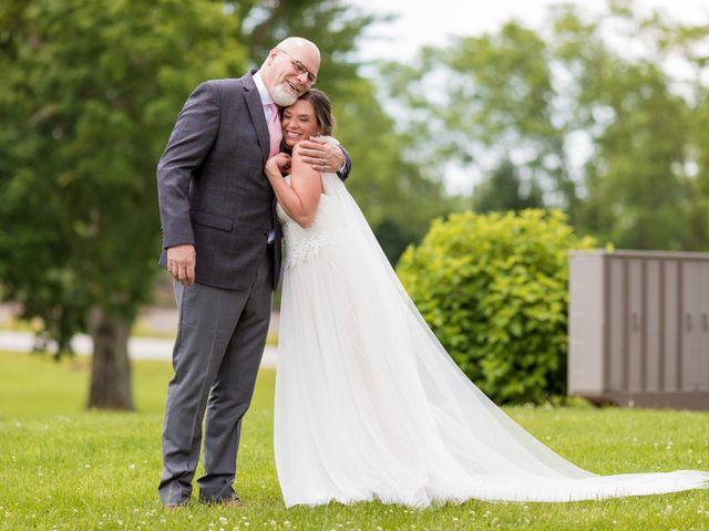 Kyle and Chelsea's Wedding in Dry Ridge, Kentucky 24