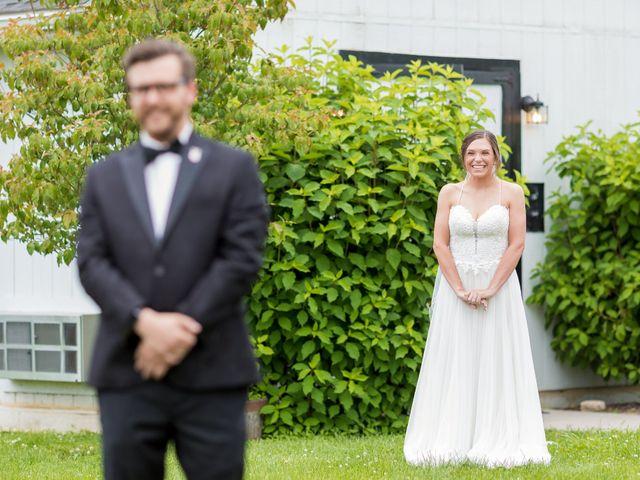 Kyle and Chelsea's Wedding in Dry Ridge, Kentucky 25