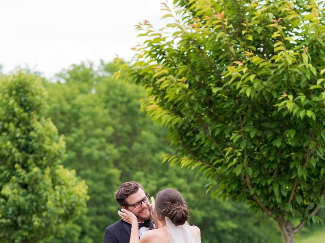 Kyle and Chelsea's Wedding in Dry Ridge, Kentucky 27