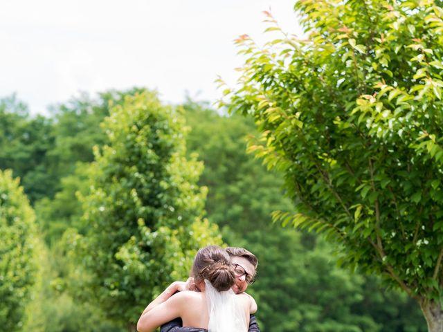 Kyle and Chelsea's Wedding in Dry Ridge, Kentucky 28