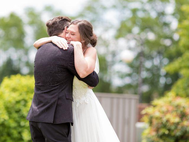Kyle and Chelsea's Wedding in Dry Ridge, Kentucky 29