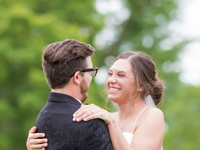 Kyle and Chelsea's Wedding in Dry Ridge, Kentucky 31