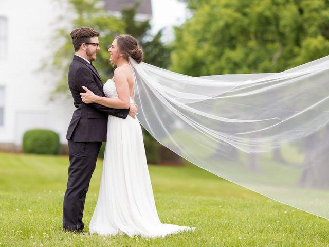 Kyle and Chelsea's Wedding in Dry Ridge, Kentucky 1