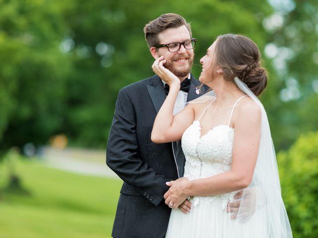 Kyle and Chelsea's Wedding in Dry Ridge, Kentucky 34