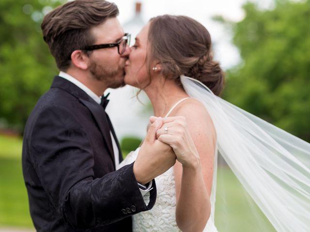 Kyle and Chelsea's Wedding in Dry Ridge, Kentucky 37
