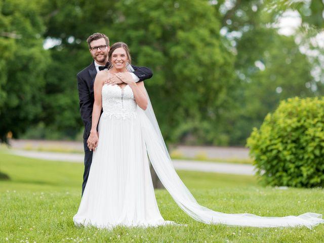Kyle and Chelsea's Wedding in Dry Ridge, Kentucky 38