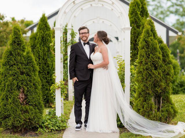 Kyle and Chelsea's Wedding in Dry Ridge, Kentucky 40