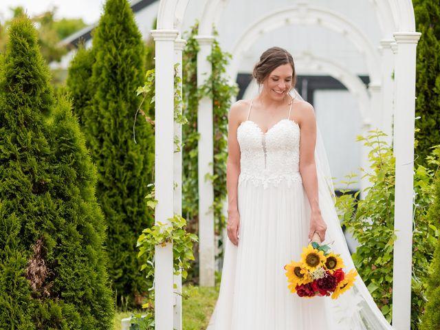 Kyle and Chelsea's Wedding in Dry Ridge, Kentucky 42
