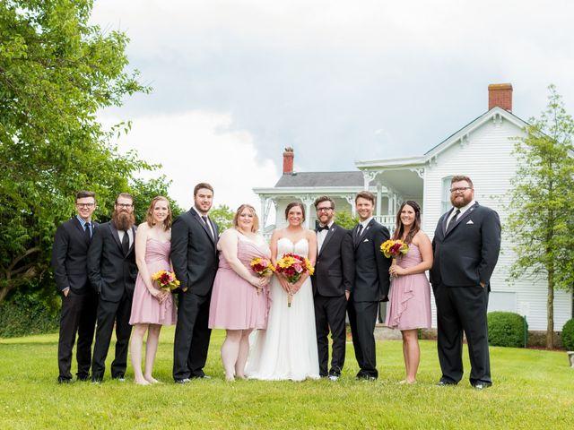 Kyle and Chelsea's Wedding in Dry Ridge, Kentucky 45