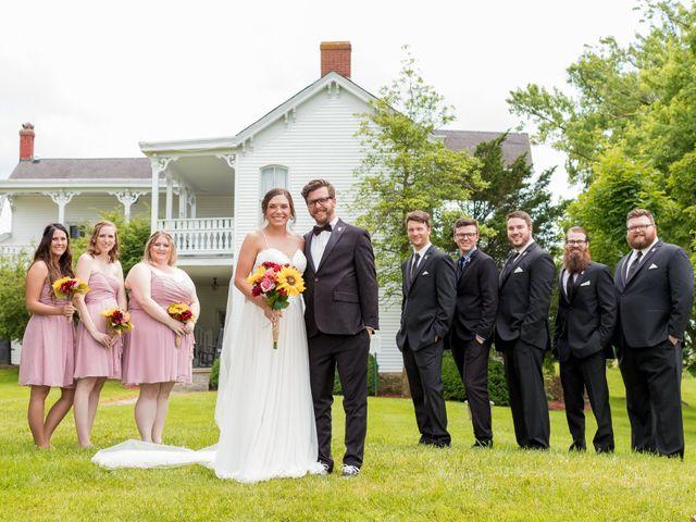 Kyle and Chelsea's Wedding in Dry Ridge, Kentucky 47