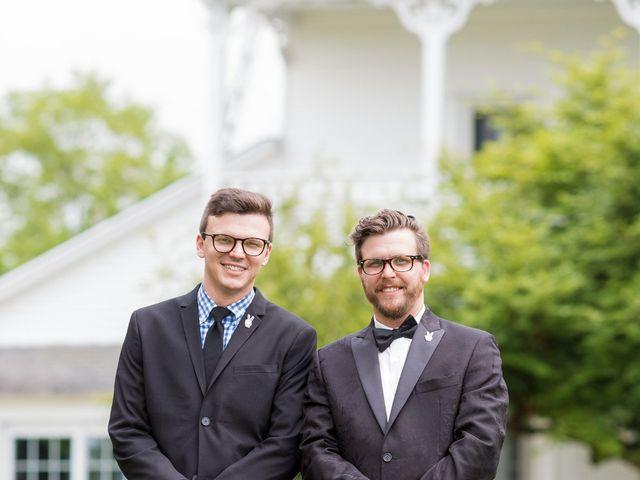 Kyle and Chelsea's Wedding in Dry Ridge, Kentucky 54