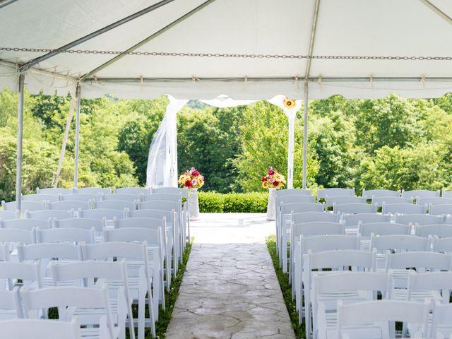 Kyle and Chelsea's Wedding in Dry Ridge, Kentucky 57