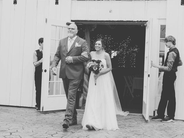 Kyle and Chelsea's Wedding in Dry Ridge, Kentucky 58