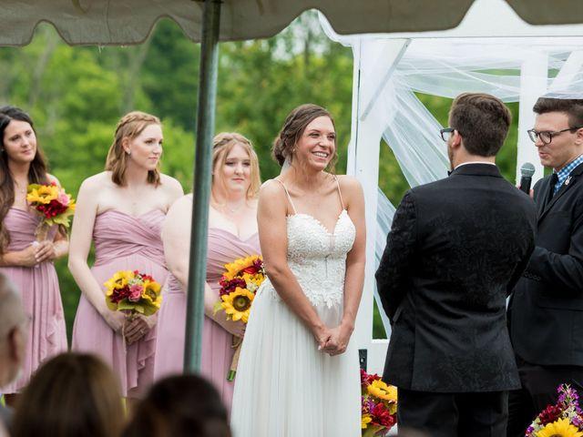 Kyle and Chelsea's Wedding in Dry Ridge, Kentucky 60