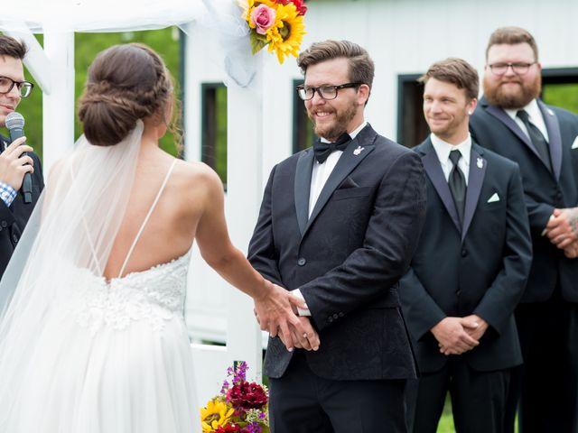 Kyle and Chelsea's Wedding in Dry Ridge, Kentucky 61