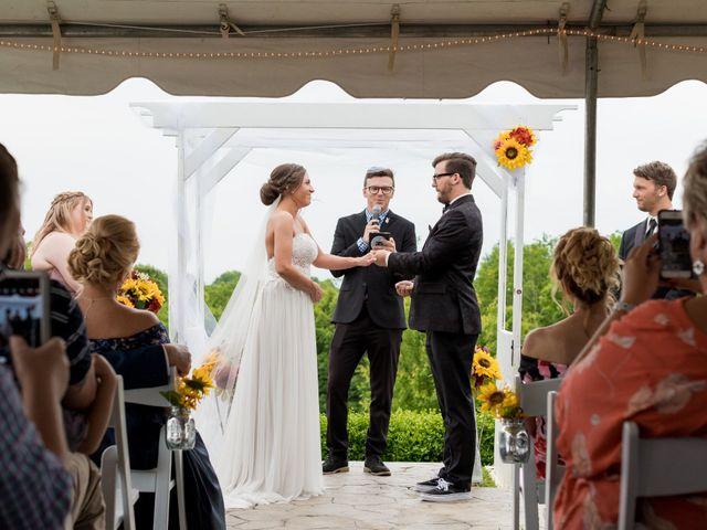 Kyle and Chelsea's Wedding in Dry Ridge, Kentucky 62